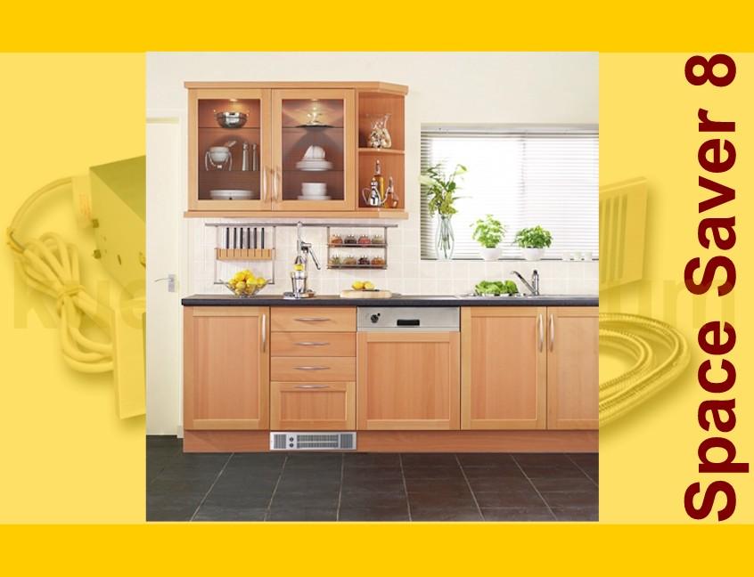 Sockelheizung Küche