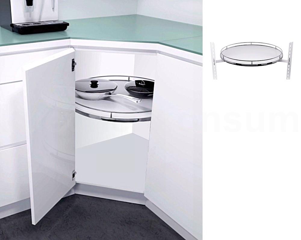 k chen eckschrank rondell einstellen. Black Bedroom Furniture Sets. Home Design Ideas