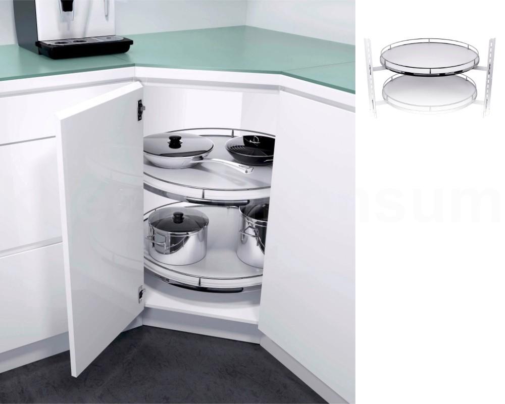 eckschrank recorner 4 4 drehbeschlag 800er drehboden. Black Bedroom Furniture Sets. Home Design Ideas