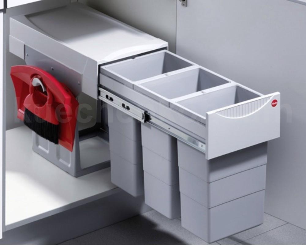 Abfalleimer Küche Einbau. Stangengriffe Küche In Weiss Dc Fix Folie ...
