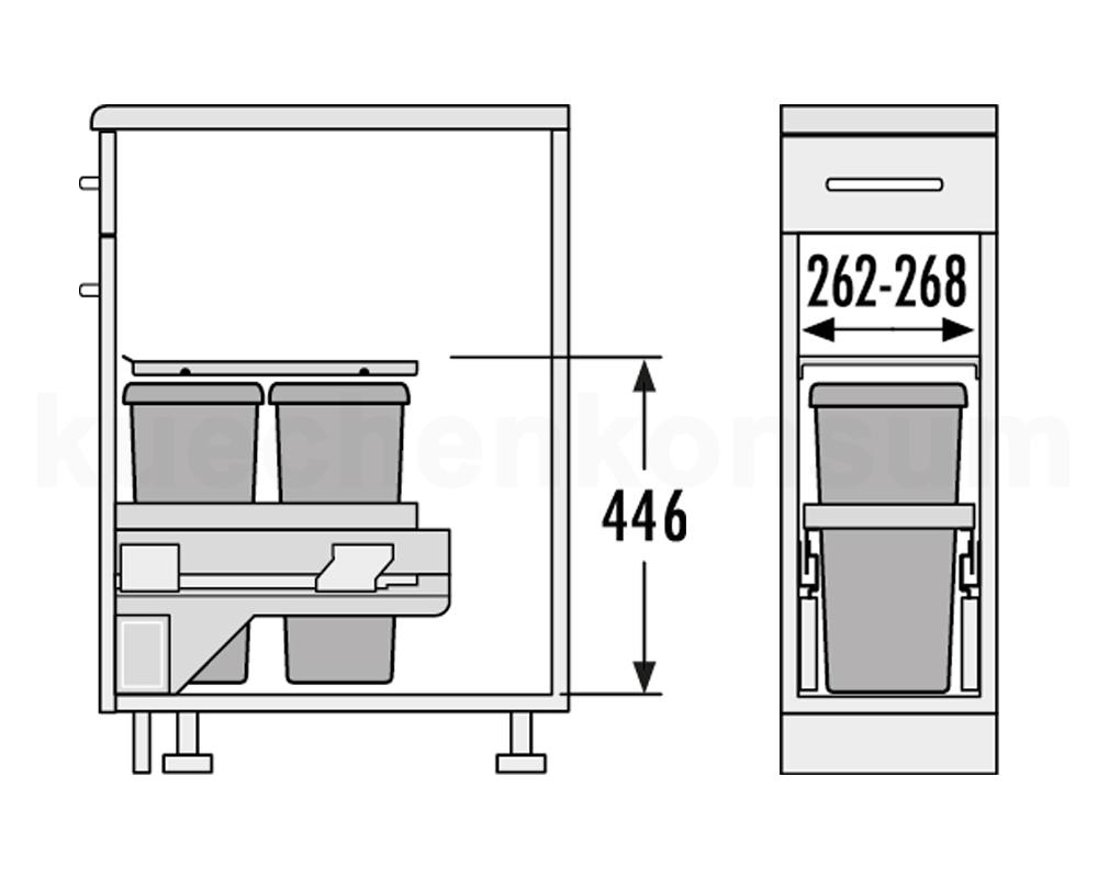 Küche Abfallsystem war perfekt ideen für ihr wohnideen