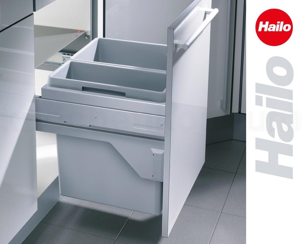hailo abfallsammler cs 50 2 49 euro cargo s m lleimer auszug einbau abfalleimer ebay. Black Bedroom Furniture Sets. Home Design Ideas