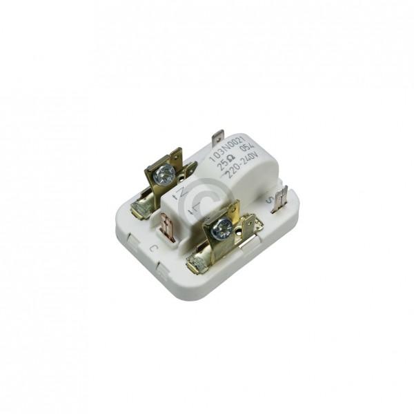 Europart Anlassvorrichtung Danfoss 103N0021 4,8 mmAMP für Kühlschrank Gefrierschrank