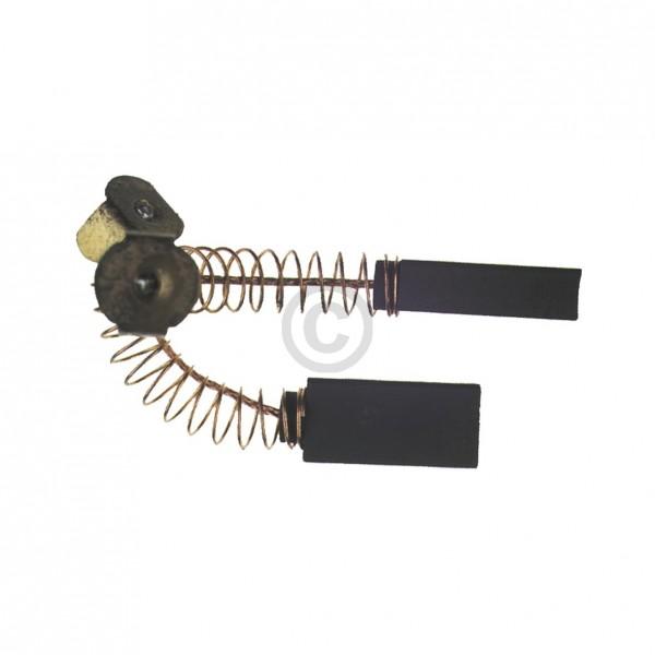 Europart Kohlen 6x10x23mm mit Kabel Feder Führungsteller