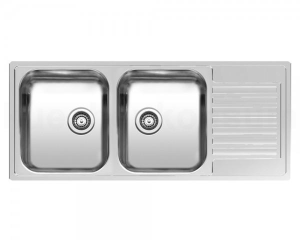 Reginox Edelstahlspüle Centurio L30 ab 80er Unterschrank