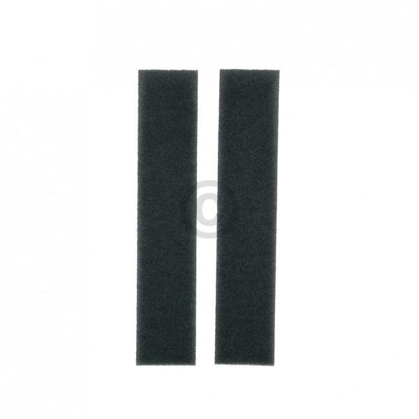 Miele Schaumfilter 9688381 für Einfüllöffnung tür Trockner 2Stk