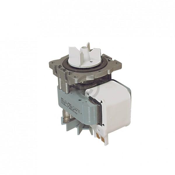 Europart Ablaufpumpe wie BOSCH 00140470 Pumpenmotor GRE Spaltpol für Waschmaschine Waschtrockner