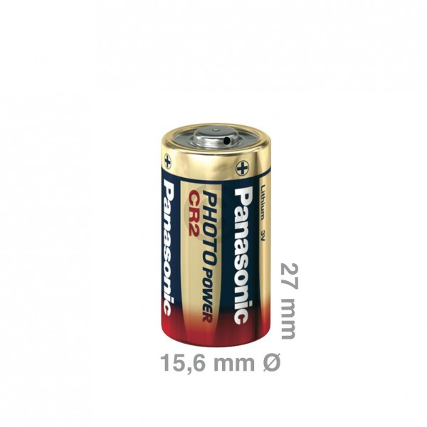 Europart Batterie CR2 Panasonic