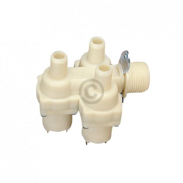 Europart Magnetventil wie BOSCH 3-fach 90° 14,0 mm für Waschmaschine