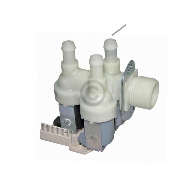 Europart Magnetventil 3-fach 90° 11,5 mm wie Miele 4035200 für Waschmaschine