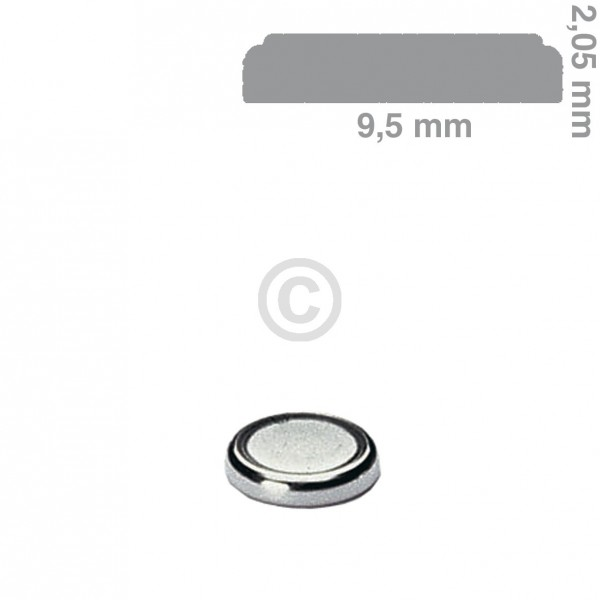 Europart Knopfzelle SR920EL Panasonic