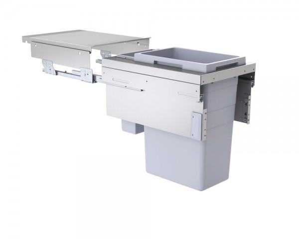 Hailo Abfallsammler 3619421 CE Slide ST Euro-Cargo ST 38 + 7 Liter