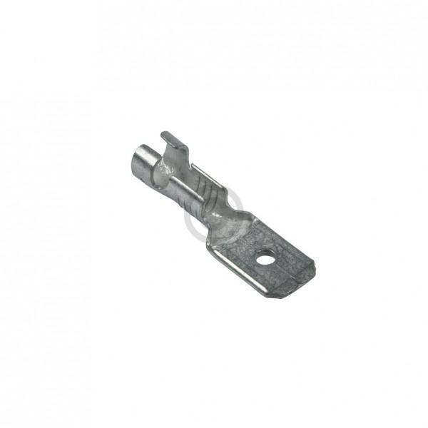 Europart Flachstecker blank 6,3mm