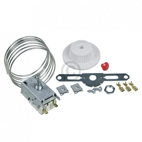 Europart Thermostat Ranco VP104 K60-L2024 Universal für Kühlschrank 2Sterne mit Abtaudruckknopf