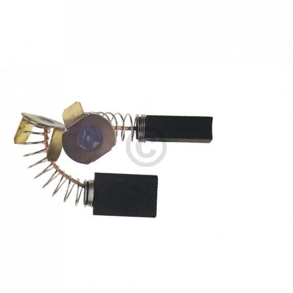 Europart Kohlen 6,4x12,5x21mm mit Kabel Feder Führungsteller Abschaltorgan