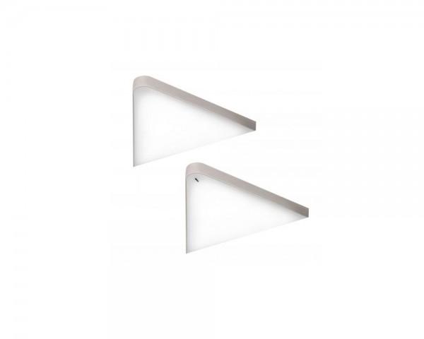 Forma e Funzione LED 2er-Set 421672 Leuchte KEY-T dimmbar warmweiß