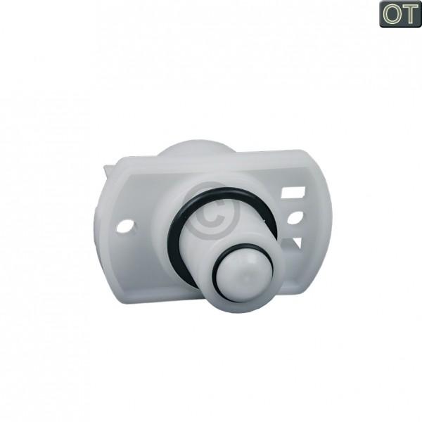 Electrolux Wasserbehälterventil ZANUSSI 5647121070/0 Flansch für Trockner