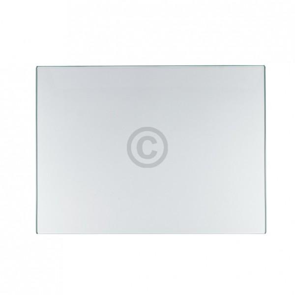 Whirlpool Glasplatte 481010603839 402x320mm für Gefrierteil