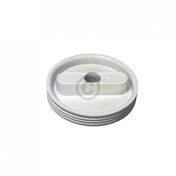 Europart Flusensiebdeckel AEG 124008616/3 für Waschmaschine