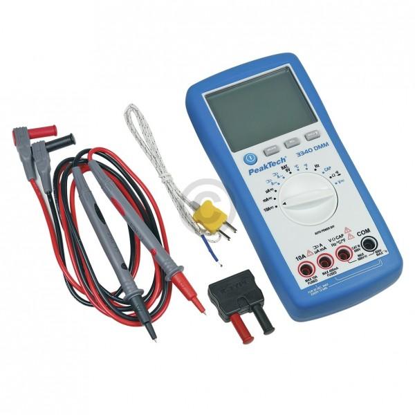 Europart Multimeter Digitalmultimeter PT3340