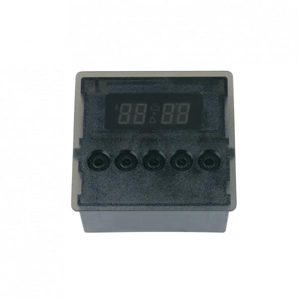 Miele Zeitschaltuhr 6685518 mit 5 Tasten für Backofen Herd
