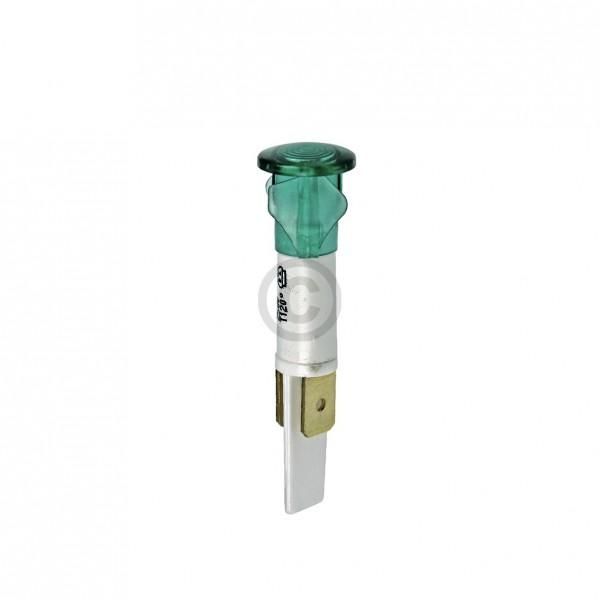 Europart Kontrolllampe grün, rund