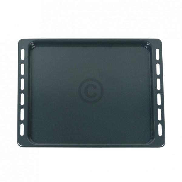 Whirlpool Backblech 481010764531 emailliert für Backofen 445 x 375 x 21 mm