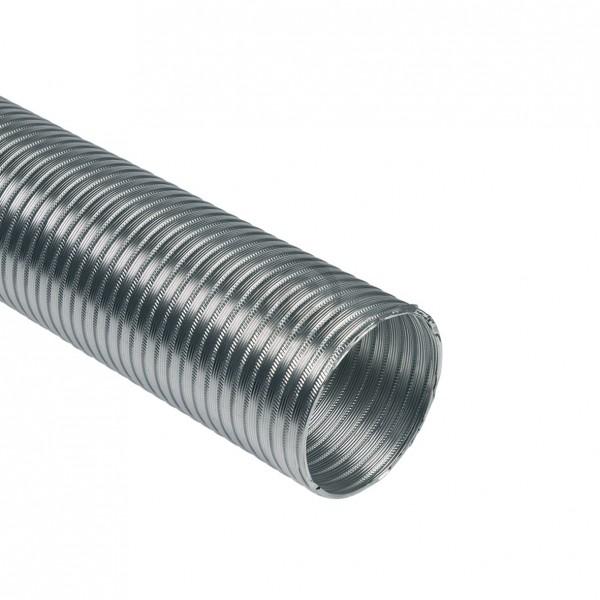 Europart Abluftschlauch 110erR 5m Aluminium u.a. für Luftführung Trockner Dunstabzugshaube