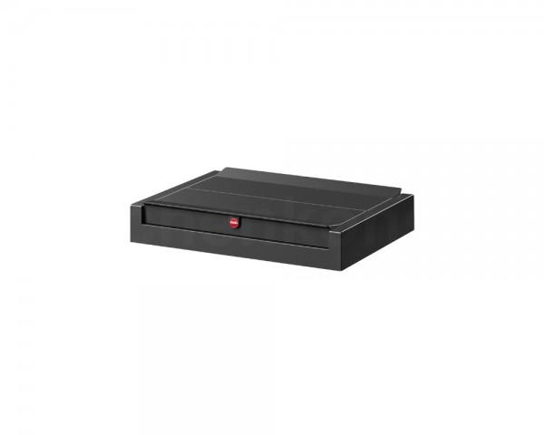 Hailo Schwingdeckel für Big Box mit Schließautomatik schwarz