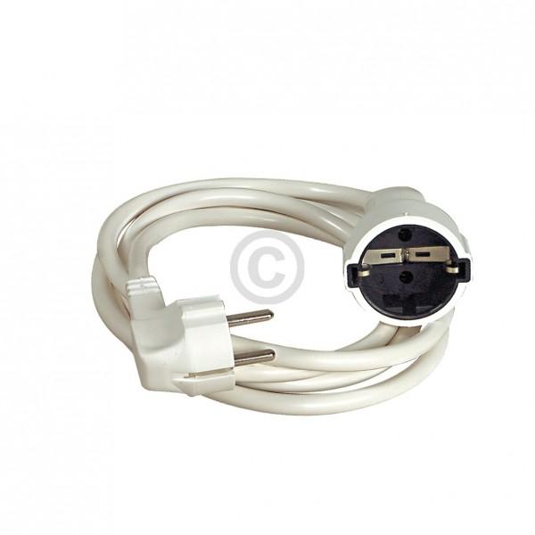 Europart Kabel Schuko-Verlängerungskabel 5m