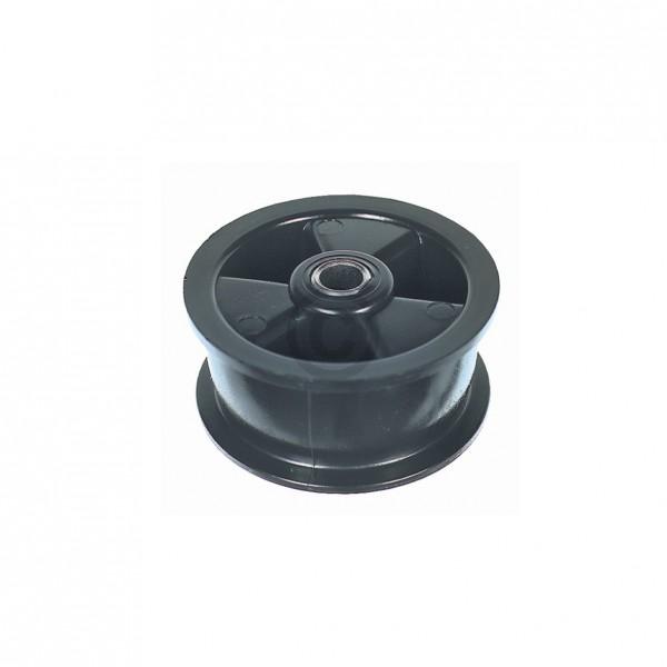 AEG Spannrolle 125012503/4 schwarz für Trockner