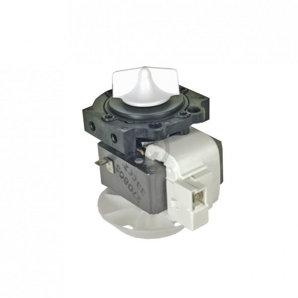 Miele Ablaufpumpe 3833283 HANNING Pumpenmotor Spaltpol für Waschmaschine Waschtrockner
