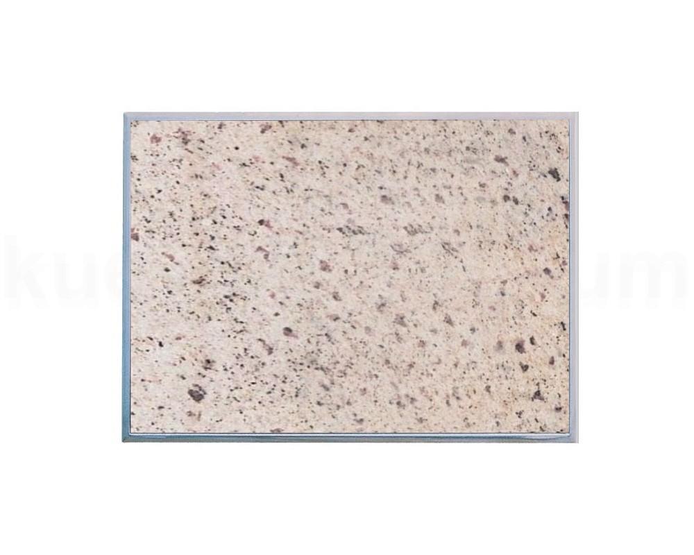 Granitfeld erde Eukalyptus inkl. Edelstahlwanne 510