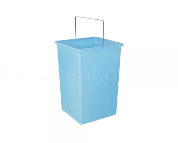 Hailo Inneneimer antibak 1221209 blau 15 Liter 230 x 220 x 350 mm