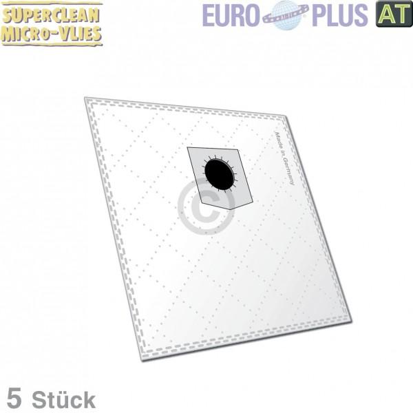 Europart Filterbeutel Europlus D150 Vlies für DirtDevil M Serie 5 Stk