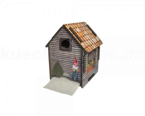 Werkhaus ToPa Haus PP5102 Gartenzwerg WC-Rollenhalter