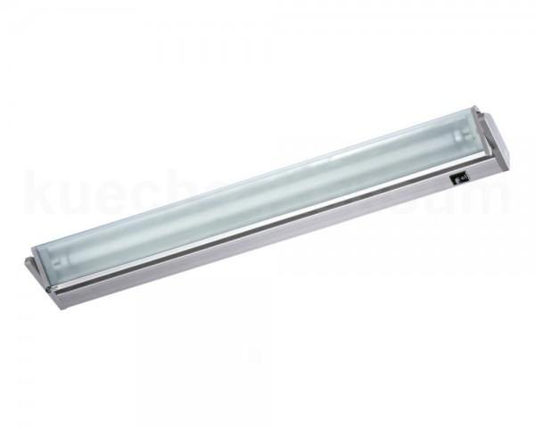 Thebo Unterbauleuchte 17616 Silber E 3201 8 Watt schwenkbar 358 mm
