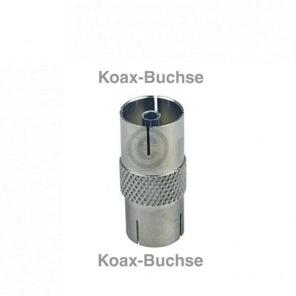Europart Koax-Adapter HF Buchse/Buchse