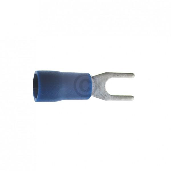 Europart Gabelschuh blau 6,4mm
