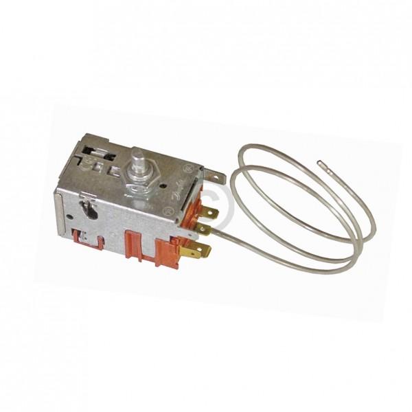 Europart Thermostat 077B6698 Danfoss 460mm Kapillarrohr 3x4,8/1x6,3mm AMP