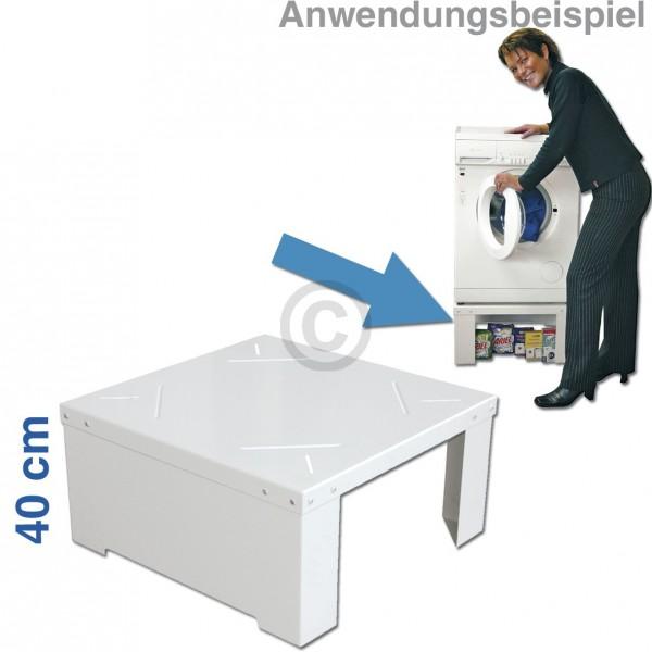 Europart Unterbausockel Waschmaschine Trockner Standard UBSTS40