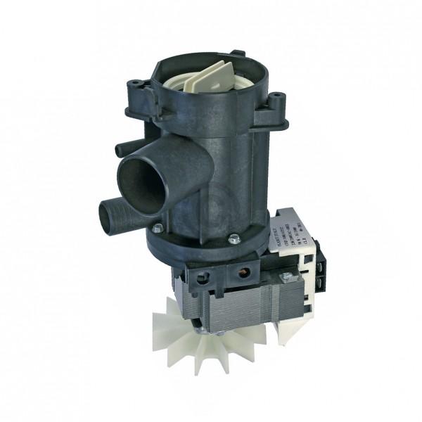 Europart Ablaufpumpe wie 481936018189 Plaset mit Pumpenkopf und Sieb für Waschmaschine
