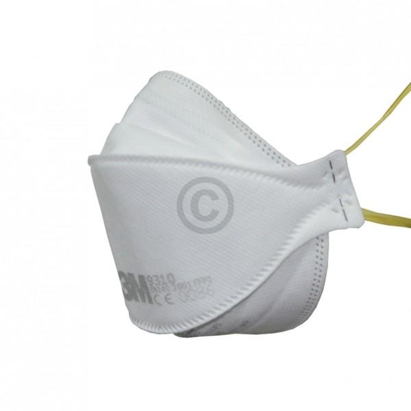 3M Feinstaub Atemschutzmaske Fächerdesign Flies FFP1