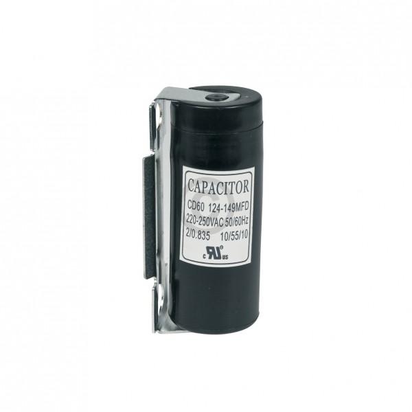 Europart Kondensator 124-149µF 220-250VAC universal für Kältekompressor