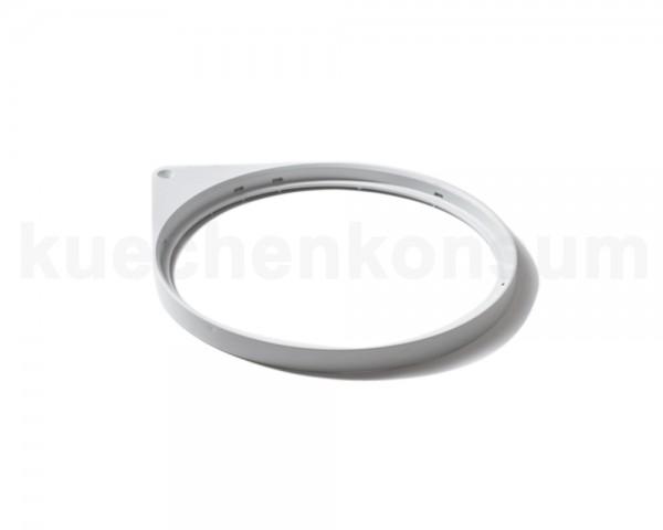 Hailo Mantelring oben 1090319 weiß für Compact-Box und Mono Abfallsammler