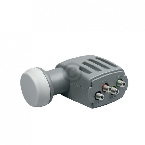 Europart LNC Quattro Feedaufnahme 40mm 4 Ausgänge für 6 oder mehr Teilnehmer Multischalter