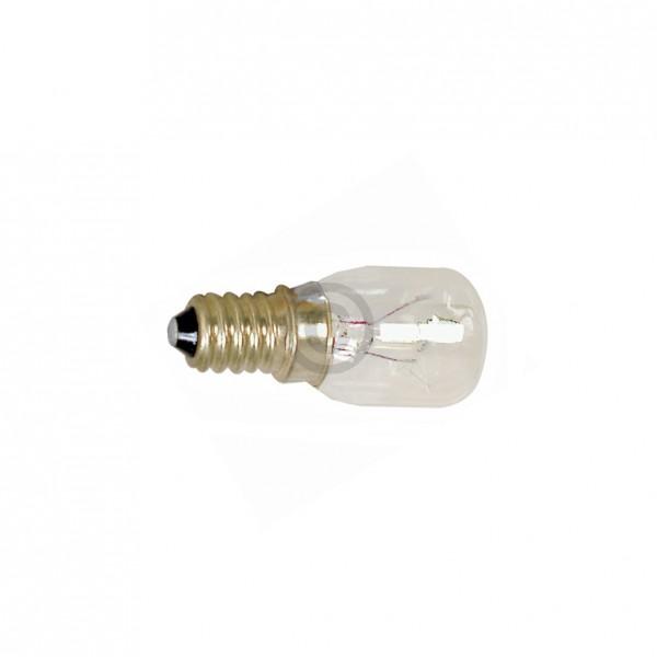 Europart Lampe E14 25W Universal 26 mm 60 mm 240V Röhrenlampe für Kühlschrank