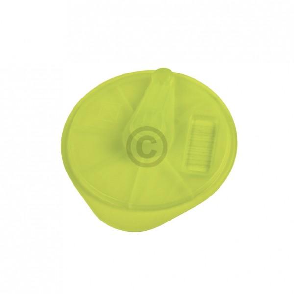 Europart Reinigungsdisc wie BOSCH 00576836 T-Disc gelb für Tassimo Kapselmaschinen