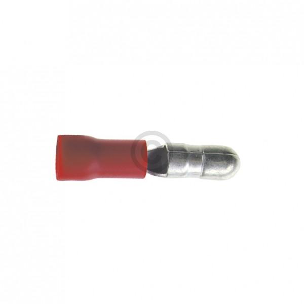 Europart Rundstecker rot 4,0mm