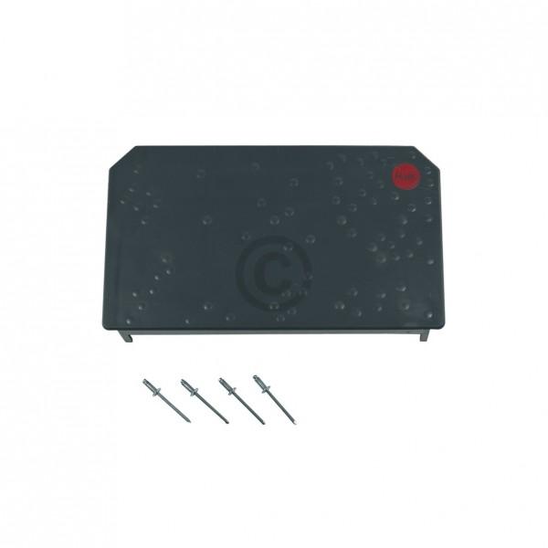 Hailo Griffblende Hailo 1008889 grau für EinbauAbfallsammlersystem